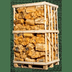72 zakken ovengedroogd berkenhout