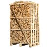 Pallet ovengedroogd eikenhout