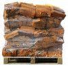 40 zakken gedroogd essenhout à 8 kg