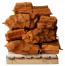 15 zakken elzenhout