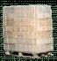 Pallet Ruf houtbriketten 96 zakken